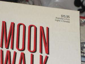 Moonwalk by Michael Jackson (1988, Hardcover) 1ST/1ST