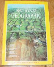 Magazine National Geographic Vol 159 No 4 April 1981  Ireland - $8.00