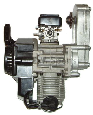 2 Stroke Gas Moto Scooter Bike Parts 49cc Motor Engine