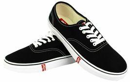 Levi's Men's Classic Premium Casual Sneakers Shoes Rylee 514293-01A Black image 4