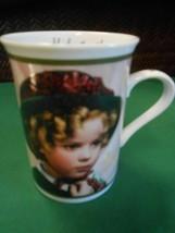 Great  DANBURY MINT Shirley Temple MUG 1935 ...THE LITTLEST REBEL - $15.43
