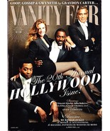 Vanity Fair Celebrity Magazine, March 2014, 20th Annual Hollywood Issue