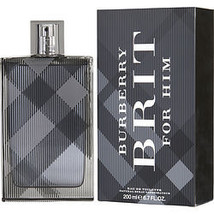Burberry Brit By Burberry Edt Spray 6.7 Oz (New Packaging) - $139.00
