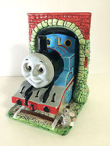 Schmid Music Box THOMAS THE TRAIN plays Thomas the Train Tank Theme Cera... - $49.49