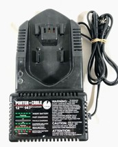 Tested Porter Cable Model 8604 12V - 14.4V Diagnostic Fast 1 hr battery ... - $29.99