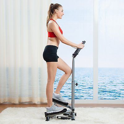 Sunny Twister Stair Stepper Climber Machine Exercise Steppers Fitness Equipment
