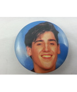 Retro New Kids on the Block Button - Jonathan Face Shot - Oh so handsome !! - $12.00