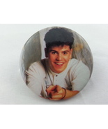 Retro New Kids on the Block Button - Jordan Face Shot - Right At Ya Fing... - $12.00