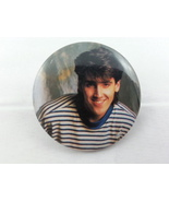 Retro New Kids on the Block Button - Jonathan Face Shot - Great Hair Pic... - $12.00