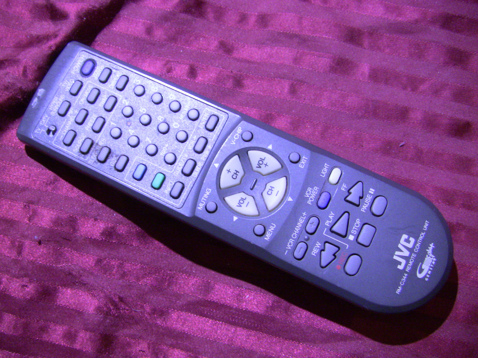 Original TV Remote RM-C344 AV27D800, AV32D800, AV32D8001, AV36D800, AV36D8000
