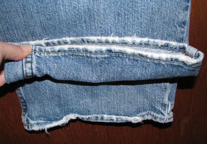 Men's Arizona Boot Cut Blue Jeans Size 31x30 (32.5x30)