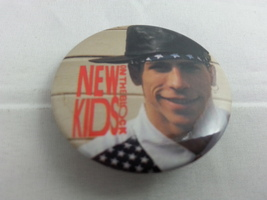 Retro New Kids on the Block Button -  Danny in his USA Outifit -With Lea... - $12.00