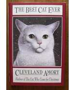 The Best Cat Ever by Cleveland Amory 1st Edition 1993 - $11.00