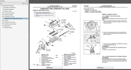 2002-2003 Mitsubishi Lancer Factory Repair Service Manual - $13.40