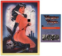 Nude Vampirella- SIGNED Mail In Card-SCARCE! No really! - $14.80