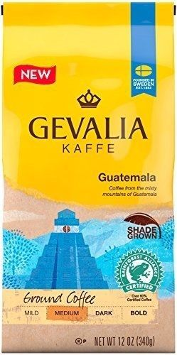Gevalia Kaffe Guatemala Ground Coffee 12 oz Bag
