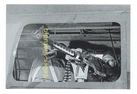 Waist Gunner in Action ~12 O'clock High RARE 4x6 PHOTO in MINT CONDITION... - $11.83