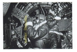 Waist Gunners in Action ~12 O'clock High RARE 4x6 PHOTO in MINT CONDITIO... - $11.83