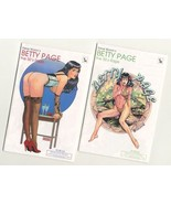 Steve Woron & Don Paresi: the Illustration Studio #1's Good/Bad Girl BUN... - $49.49