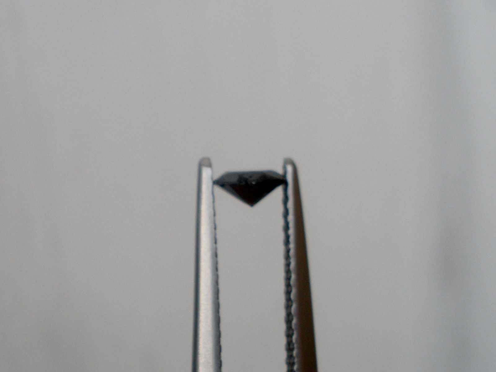 4.4mm black discount diamond loose round 0.29 carats