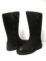 UGG ELLY WOMEN TALL BOOTS LEATHER STOUT US 5.5 / UK 4 /EU 36.5 /JP 225 - $128.69