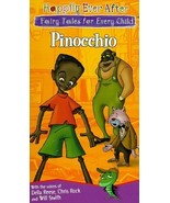 Pinocchio - Happily Ever After: Fairy Tales for Every Child [VHS] [VHS T... - $3.95