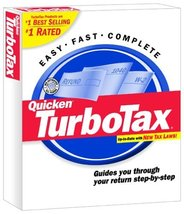 TurboTax 2001 for Windows [CD-ROM] Windows 98 / Windows 2000 / Windows M... - $49.49