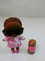 LOL Surprise Doll Glitter Spy Big Sis Secret Agent Baby With Accessories - $12.59