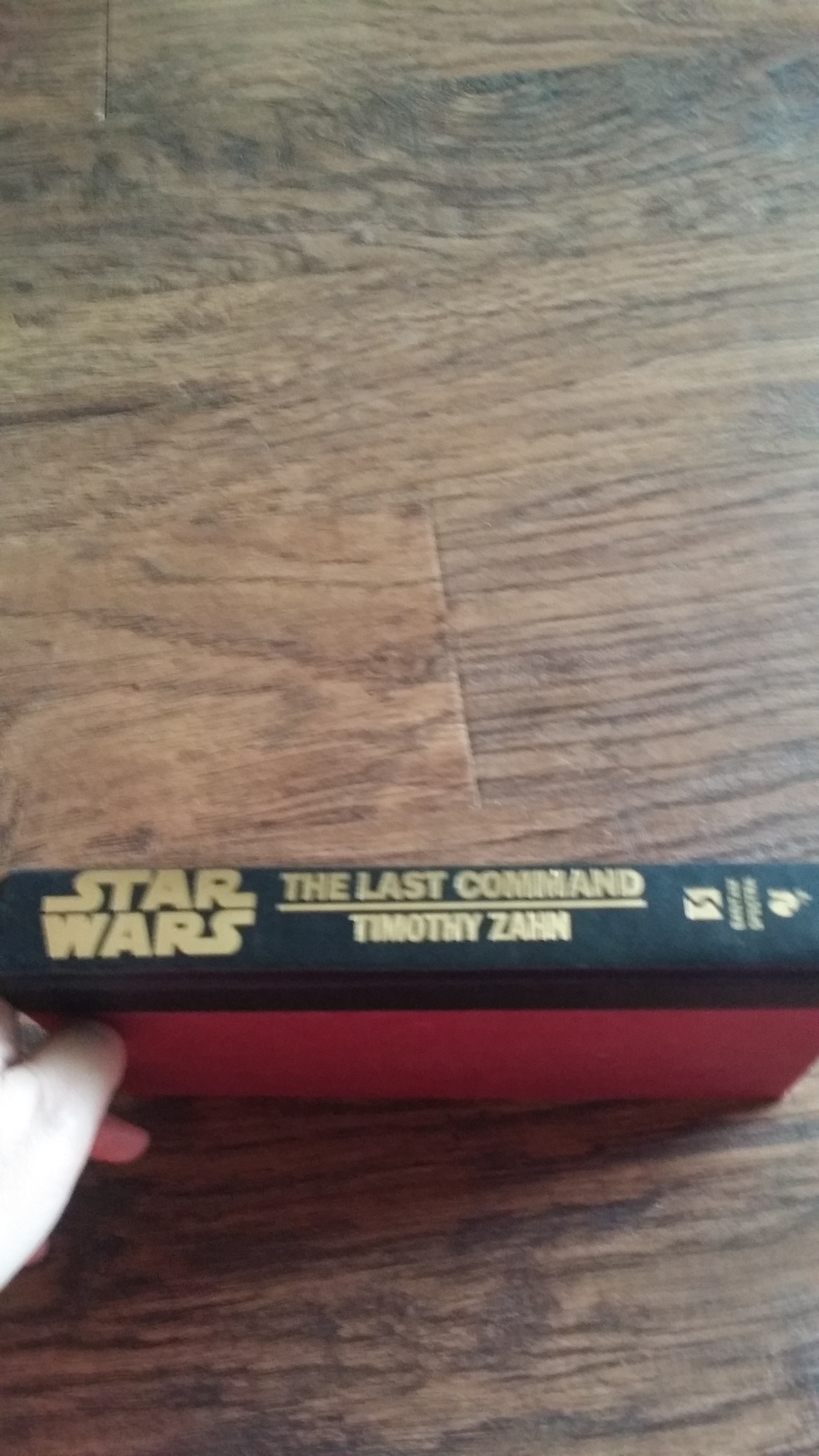 Star Wars The Last Command Vol 3 by Timothy Zahn (1993 Hardcover)