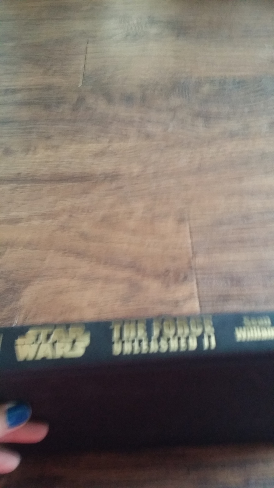 Star Wars The Force Unleashed II by Sean Williams (2010 Hardcover)