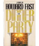 The Dinner Party   Howard Fast  - $7.95