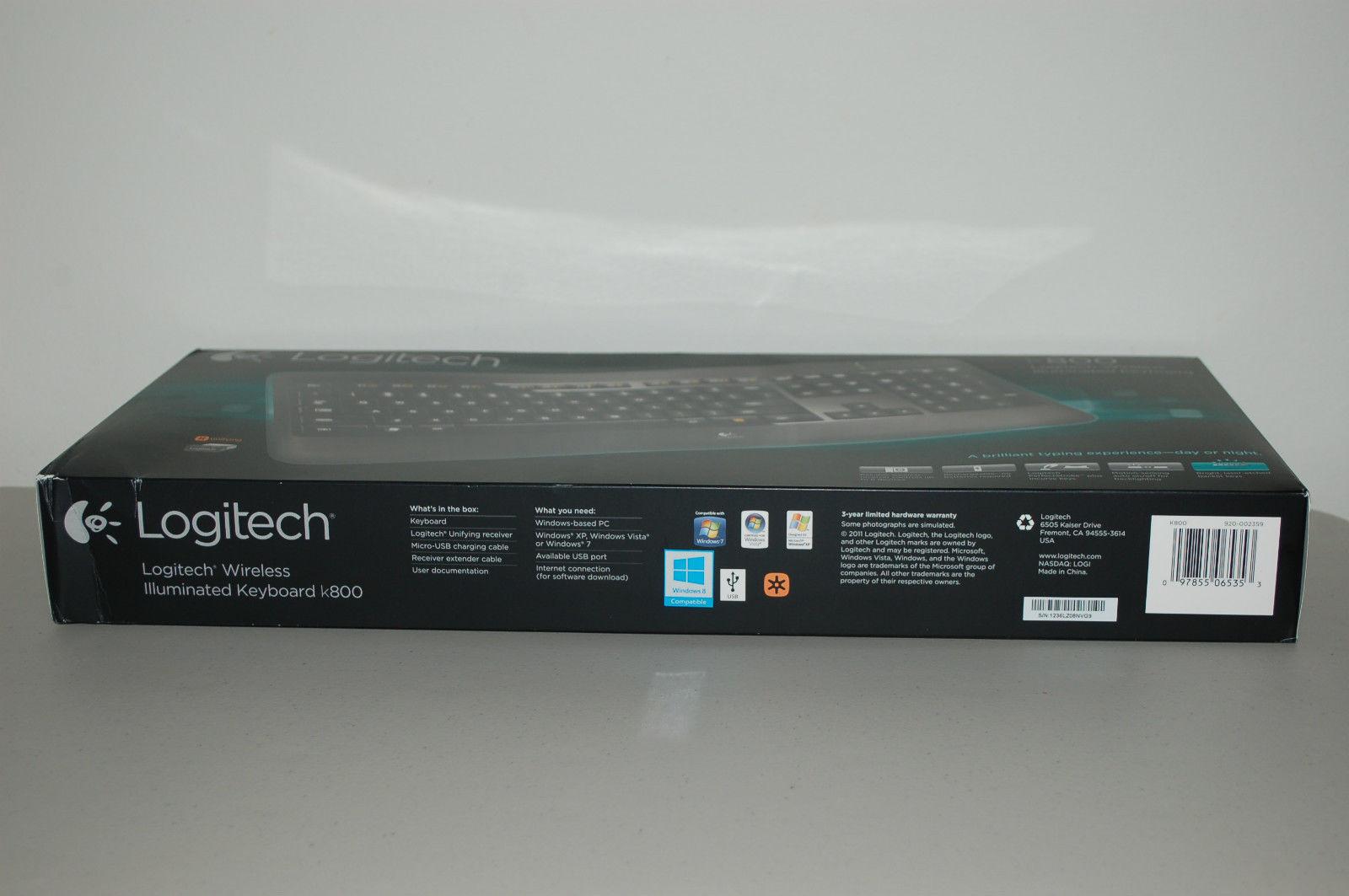 Logitech k800 deals