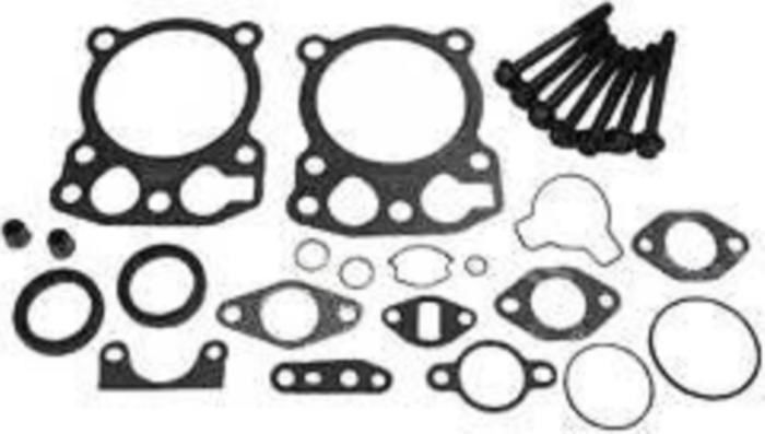 overhaul gasket kit w/seals kohler ch12.5gs, ch12.5s