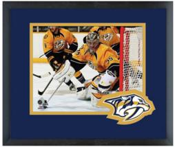0eec577b3 Pekka Rinne 2014-15 Nashville Predators - 11 x 14 Team Logo Matted Fram