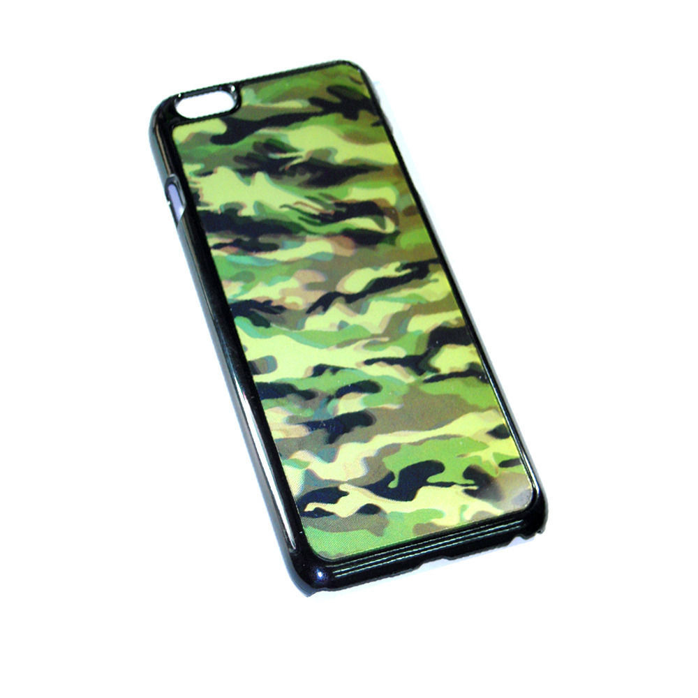"""3D HOLOGRAM CASE FOR iPhone 6 4.7"""" Army Green"""