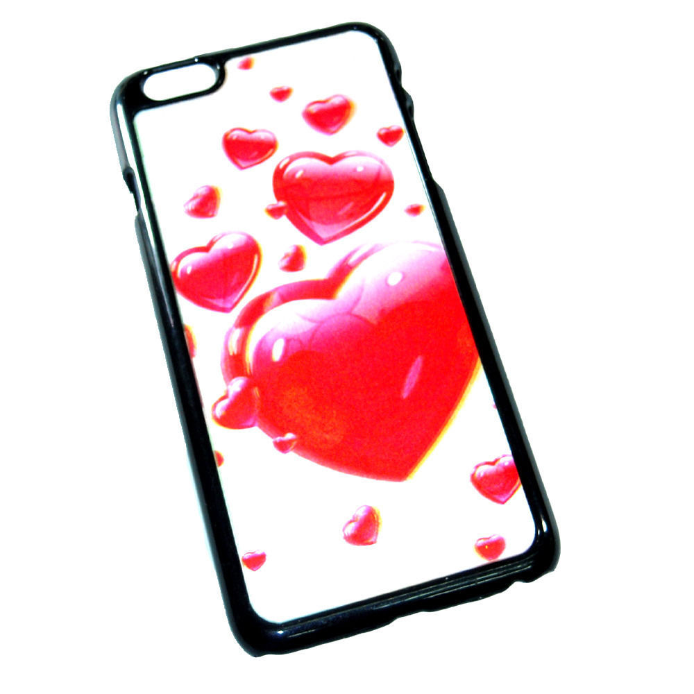 "3D HOLOGRAM CASE FOR iPhone 6 Plus 5.5"" Love Hearts"