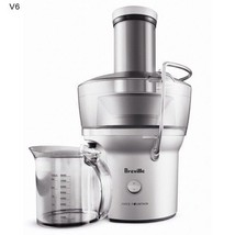 Breville Compact Juice Fountain 700-Watt Power Juice Extractor Healthy Life - $120.60