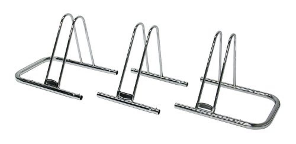 Stoneman 3 Bicycle Stand B0007T5TR Floor Rack Organizer Garage Driveway NEW
