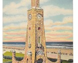 99 br 1925 1bx fl daytona beach clock tower linen thumb155 crop