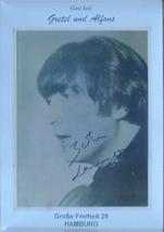 Beatles John Lennon Poster from Hamburg - $15.00