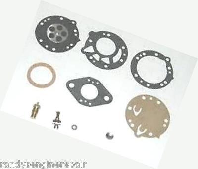 RK-88HL Tillotson HL Carburetor Repair Kit for Homelite WIZ ZIP & Other Vintage