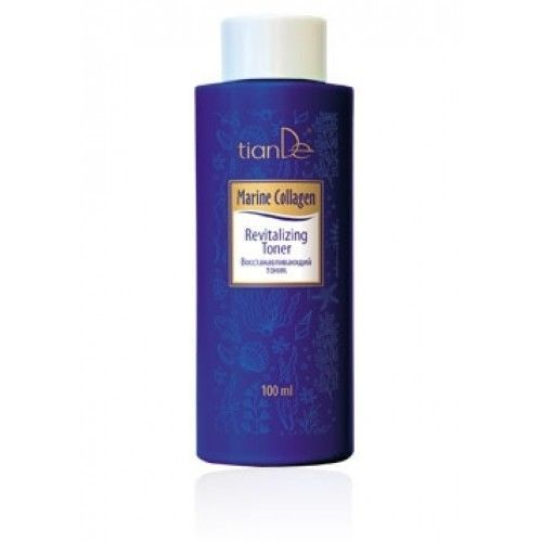 Revitalizing Tonic Marine Collagen Seriesby TianDe, luxury anti-aging care