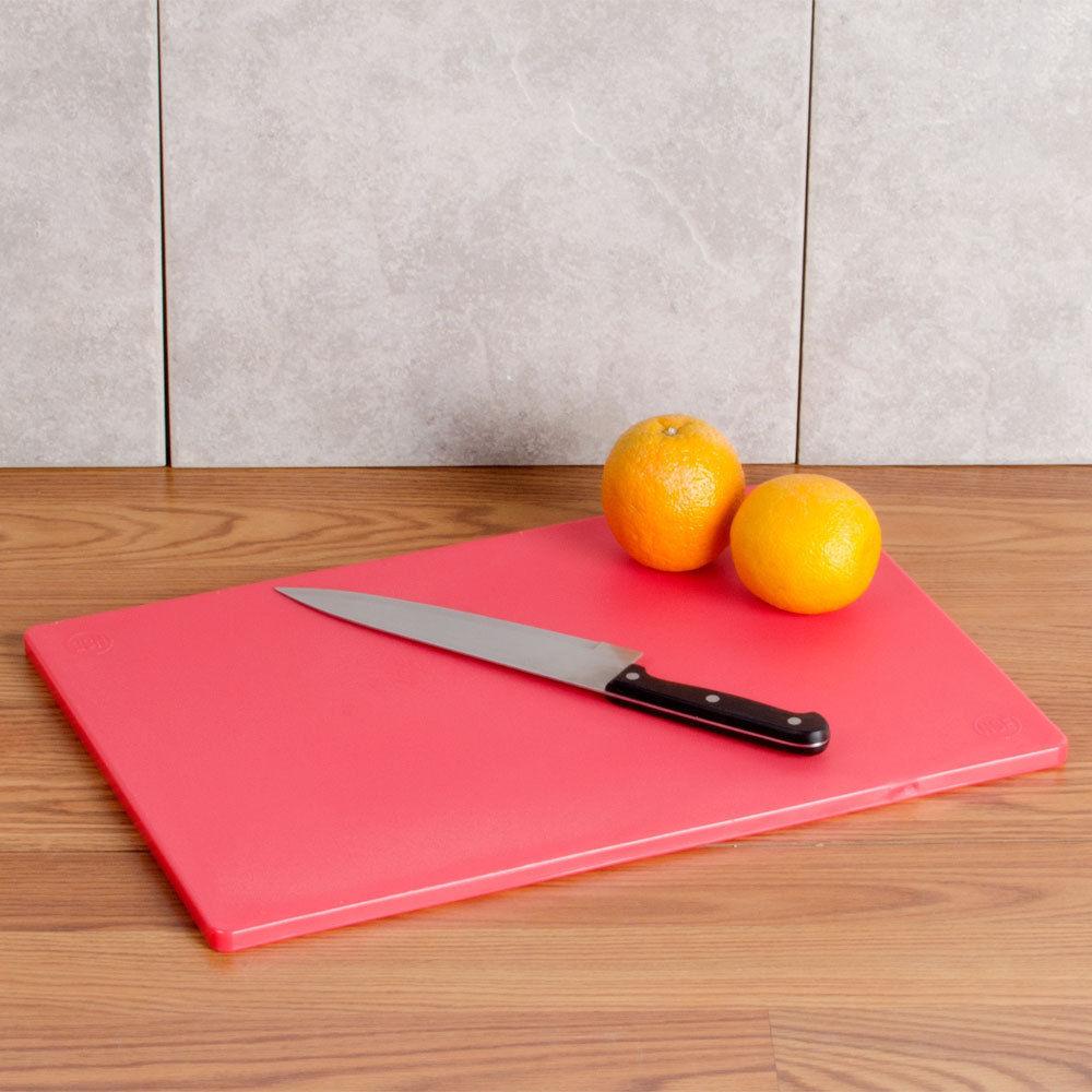 """12"""" x 18"""" x 1/2"""" Cutting Board RED BEST PRICE"""