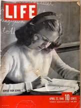Life Magazine, April 22, 1946 - FULL MAGAZINE - $9.89