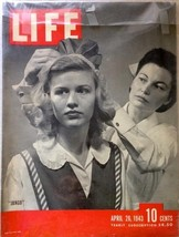 Life Magazine, April 26, 1943 - FULL MAGAZINE - $9.89