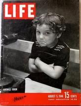 Life Magazine, August 5, 1946 - FULL MAGAZINE - $9.89