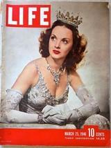 Life Magazine, March 25, 1946 - FULL MAGAZINE - $9.89