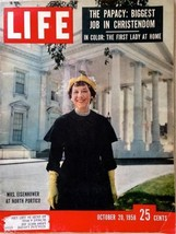 Life Magazine, October 20, 1958   Full Magazine - $9.89