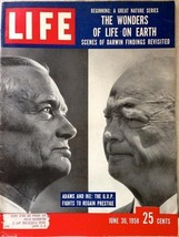 Life Magazine, June 30, 1958   Full Magazine - $9.89