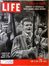 Life Magazine, June 9, 1958   Full Magazine - $9.89